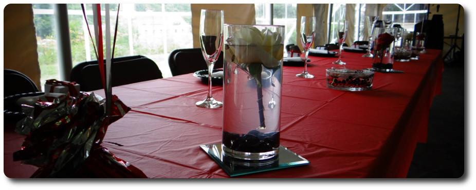 Glassware & Tents u0026 Events LLC